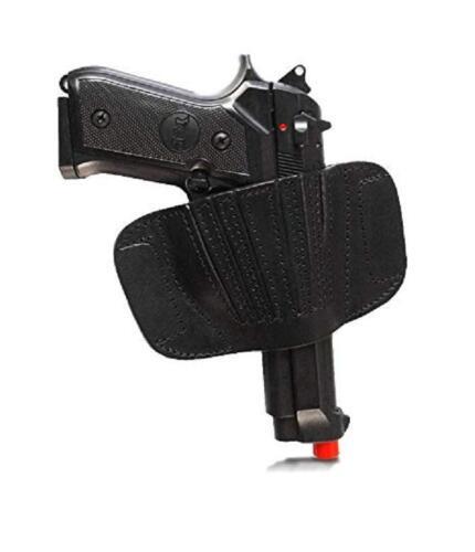 Fondina in Cuoio da Cintura con Elastico Vega Holster  FA110