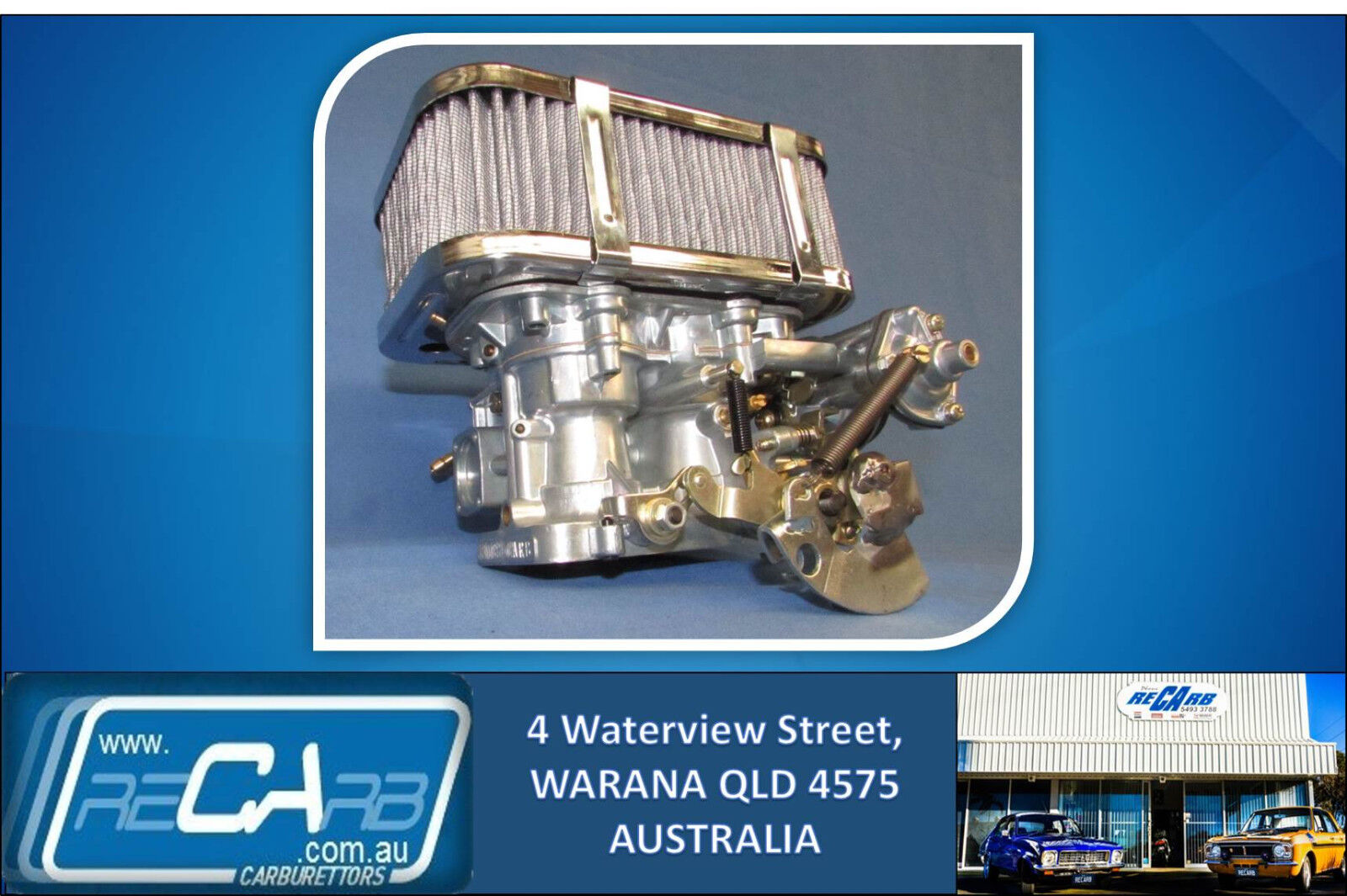 Weber 32/36 DGEV Carburettor Conversion Kit Suzuki Vitara 1.6L