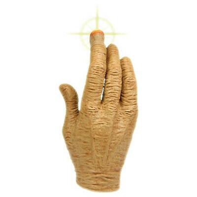 ET The Extra Terrestrial Hand w// LED Light-Up Finger NECA Prop Replica NEC45064