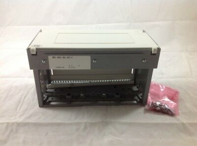 Multilink 10-7903 // MSC-08-SM-C-BLK TXM Equiv Fiber Insert w// 8 SCU SM Ports