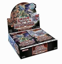 Yugioh Battles of Legend: Armageddon Factory Sealed Box Presale Ships 7/23