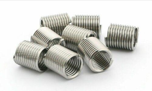 1//4-20 X 2D  insert length helicoil Stainless Steel Screw Thread insert