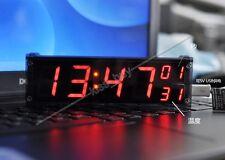 "1.2"" Digital clock module led elektronische Uhr time with temperature Wecker"