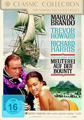 Mutiny on the Bounty - Marlon Brando - SE - 2 DVD - OVP - NEW
