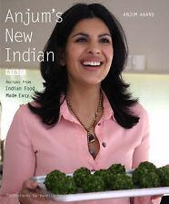 Anjum's New Indian, Anjum Anand Hardback Book