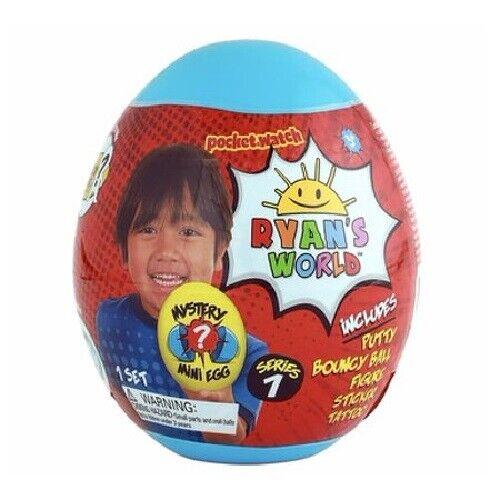 Ryan/'S WORLD-Ryan /'S WORLD Mini Uovo Misterioso-Nuovo di Zecca