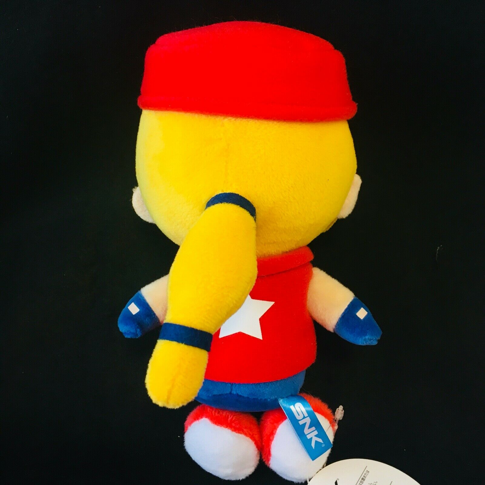 Terry Bogard The King of Fighters Plush Doll Stuffed Toy KOF SNK Fatal Fury 2019