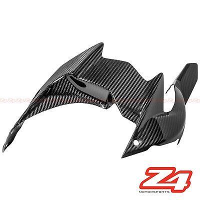 2015-2018 H2 H2R  Front Tire Fender Mud Guard Hugger Cowl Fairing Carbon Fiber