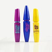 3Pcs Makeup Cosmetic Volume Eyelash Eye Mascara Glam Black Fashion Women Gift