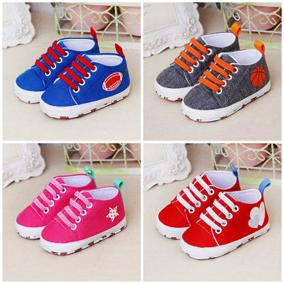 Cotton Walking Sneaker Baby Girl Boy Soft Sole Crib Toddler Shoes Unisex Shoes