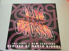 1993#VINTAGE SINGLE VINYL VINILE  MATO GROSSO JUNGLE RMX REMIX