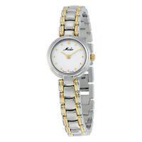 Mido Romantique Ladies Watch (White Dial)