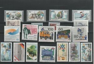 Germany-Berlin-vintage-yearset-Yearset-1990-Mint-MNH-complete-More-Sh-Shop