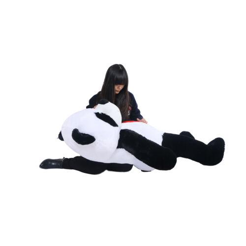 "Joyfay Giant 47/"" Giant Panda Bear Stuffed Plush Toy Valentine Gift 120 cm"