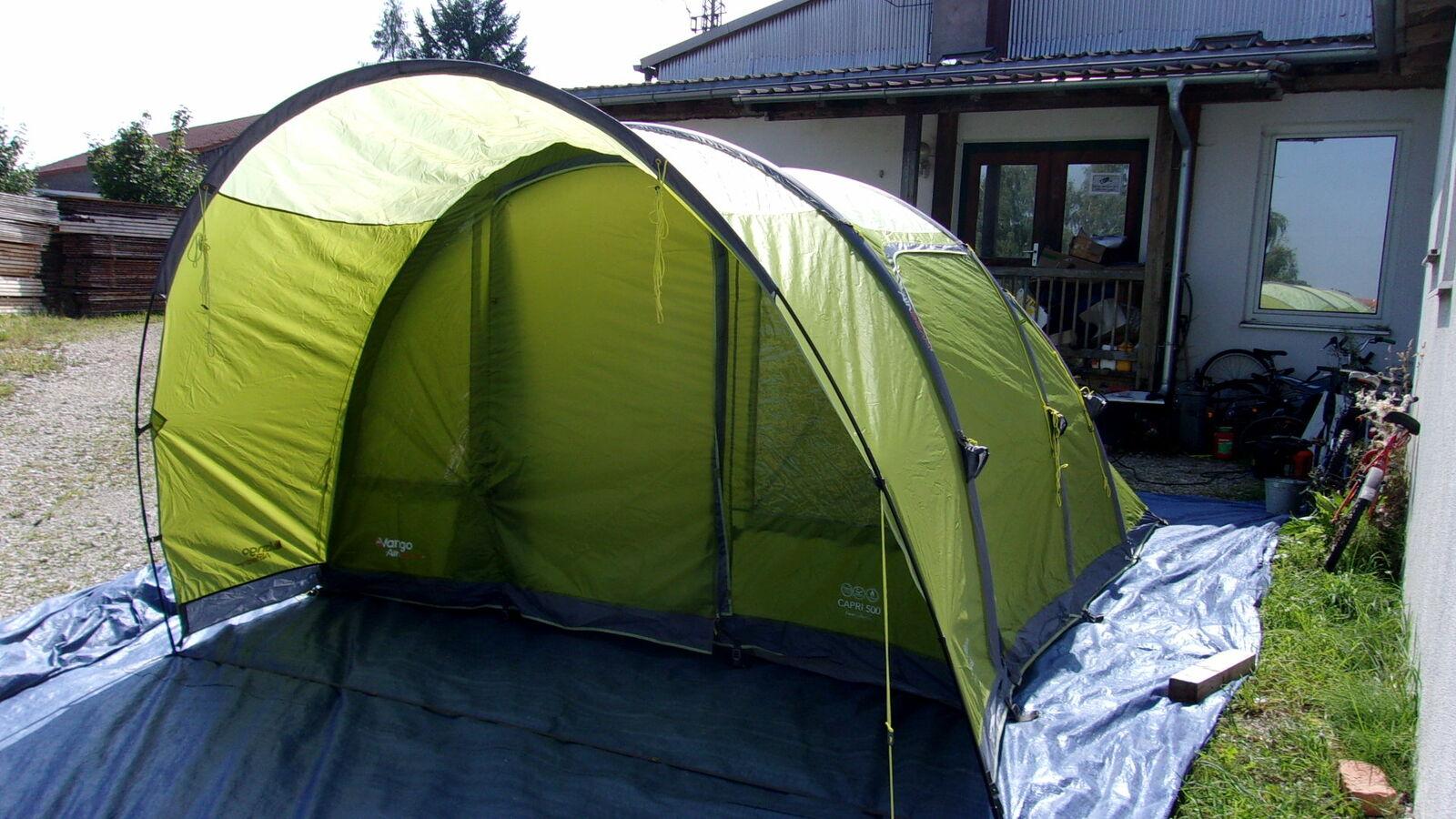 Vango Capri 500 Airbeam Tenda Familiare Bill Y05302