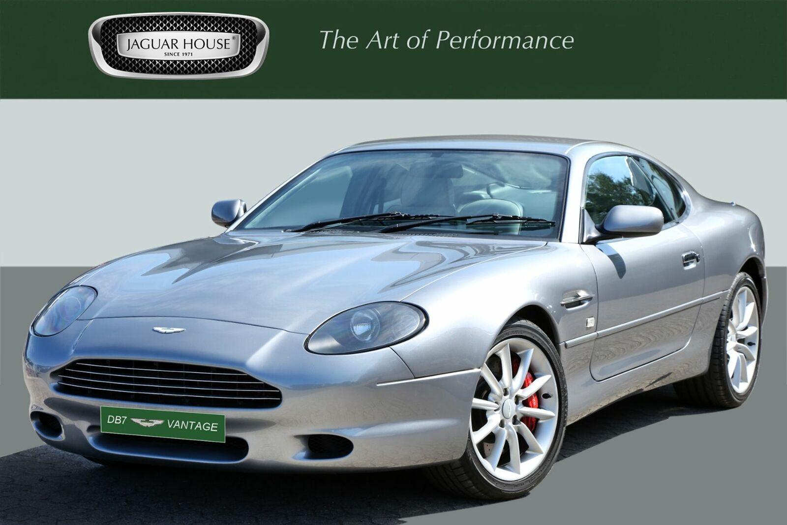 Aston Martin DB7 6,0 Coupé Vantage aut. 2d - 288.000 kr.