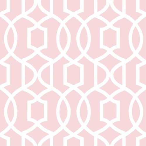 Wall Pops Peel and Stick Wallpaper Self Adhesive Removable Trellis Wallpaper New