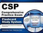 CSP Comprehensive Practice Exam Flashcard Study System 9781609715823 Cards