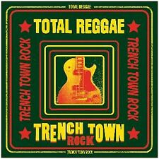 Total Reggae - Trench Town Rock - New Double CD - Pre Order - 16th September