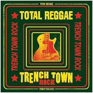 Total-Reggae-Trench-Town-Rock-New-Double-CD