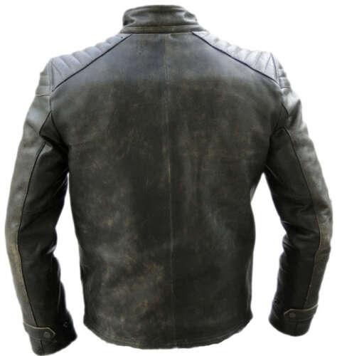 M Di S 3xl Moto Pelle 2xl Xl Tg Giacca Giacca Motociclista qH070p