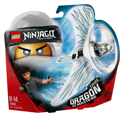 LEGO Ninjago 70648 Drachenmeister Zane Action Toy N6//18