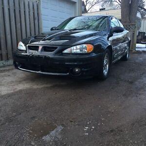 2003 Pontiac Grand-Am gt