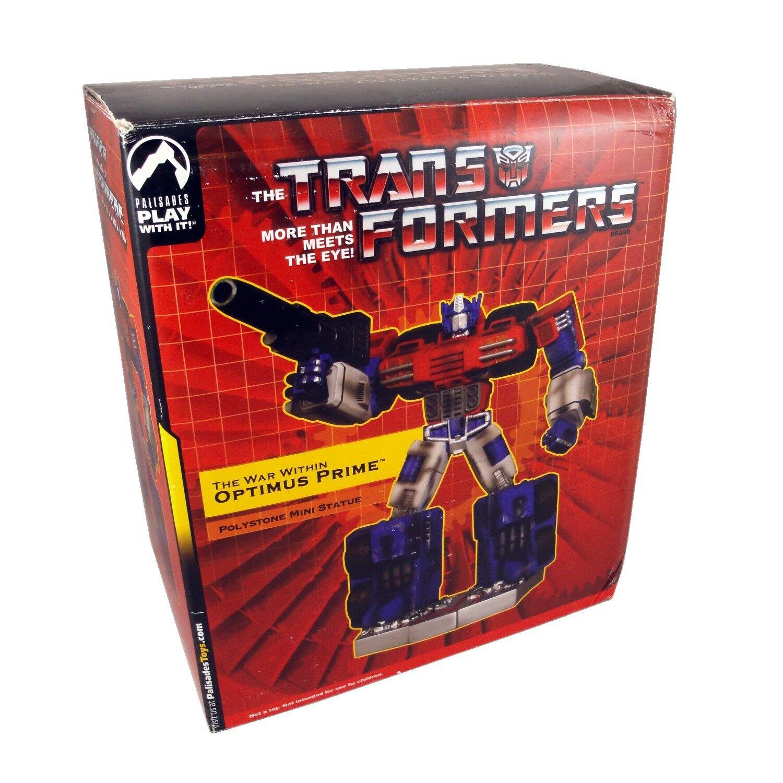 Transformers War Within Optimus Prime 7