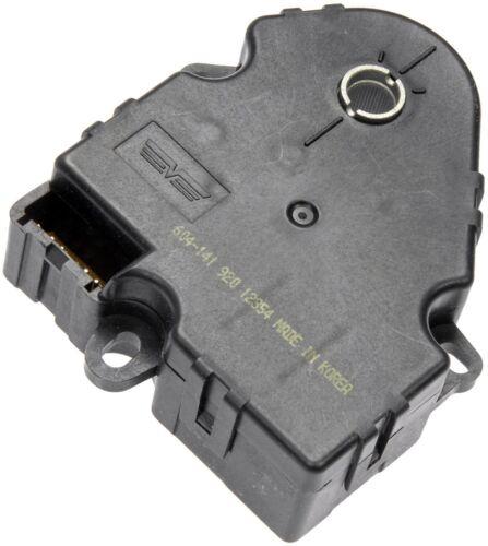 Dorman 604-141 fits Buick Enclave GMC Acadia HVAC Heater Blend Door Actuator