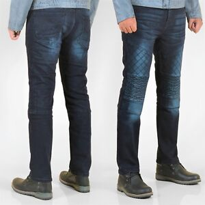 MENS-MOTORBIKE-MOTORCYCLE-JEANS-REINFORCED-DENIM-WITH-PROTECTIVE-LINING-TROUSER