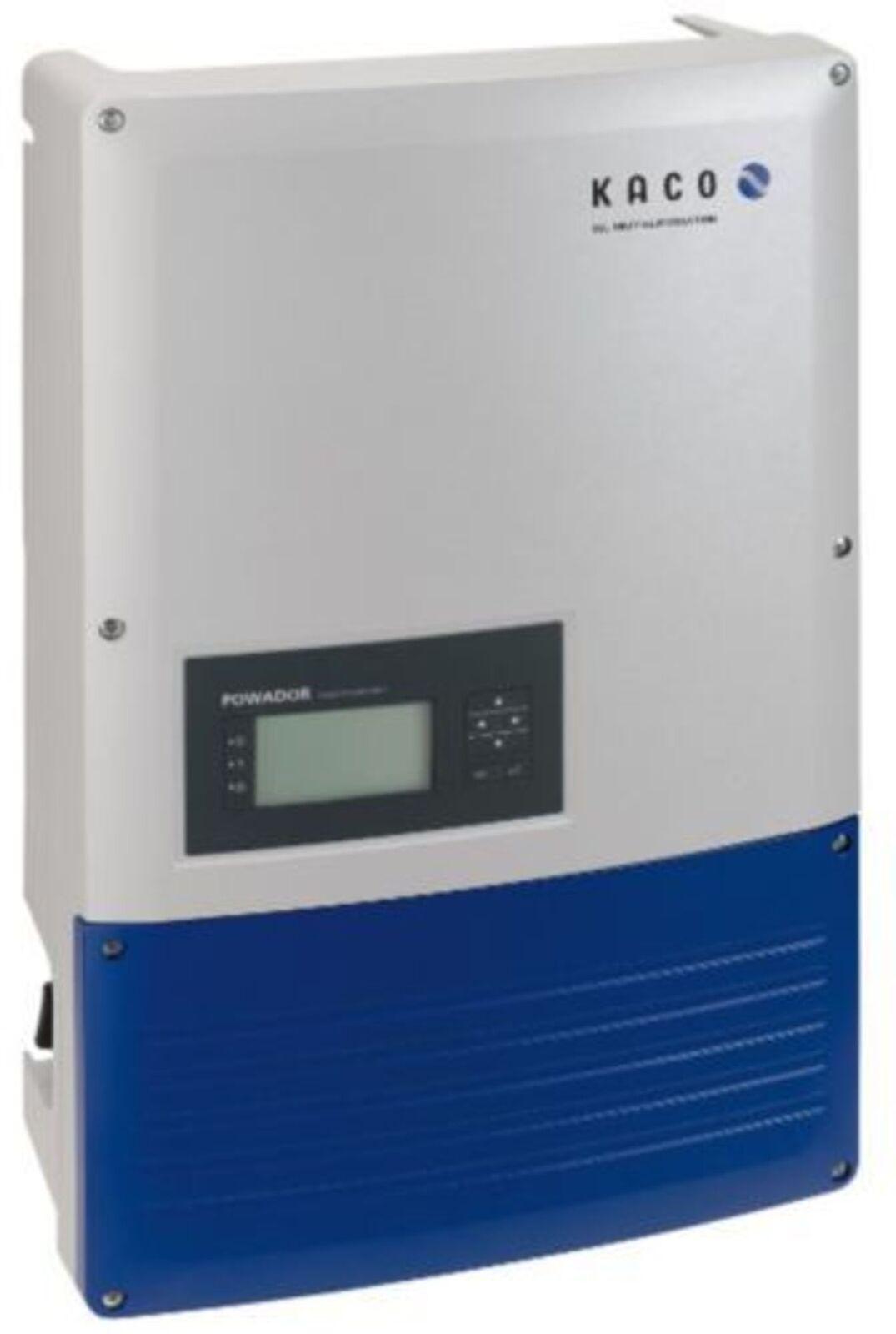 Kaco Blauplanet 20KW TL3 SPD NEU Wechselrichter Photovoltaik Solar PV Inverter