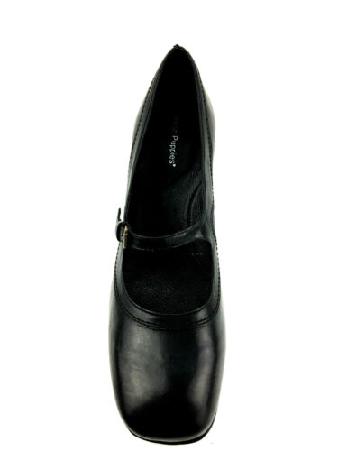 Hush taille Unis Mary Jane Chaussures noires pour à États Puppies 8 femmes talons T7wznarxTq