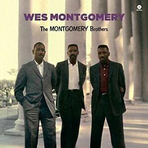 Montgomery-Wes-Montgomery-Brothers-1-Bonus-Track-New-Vinyl
