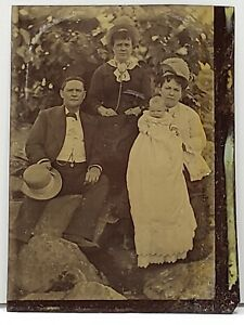 Tintype-Photo-Family-Baby-in-Long-Gown-Tinted-Photograph-TT20