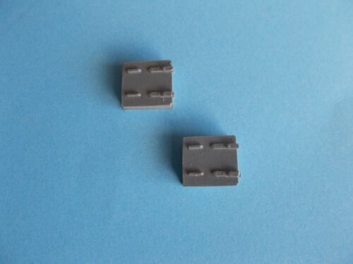 Watertight  Hatch, sloping. 15mm x 17mm  Model Boat Fittings.