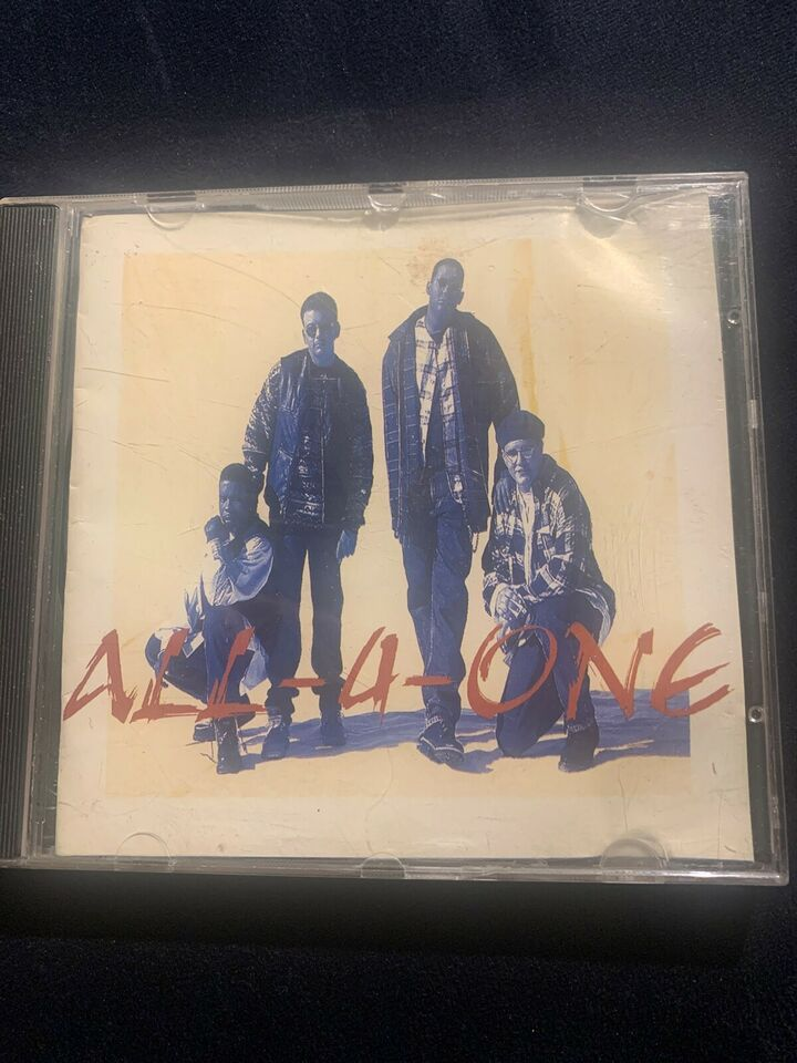 All-4-one: All-4-one, andet