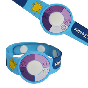 Image Is Loading 5pcs Lot Uv Bracelet Meter For Person In