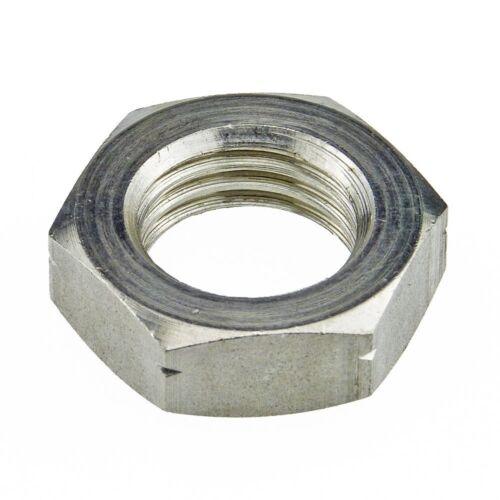 Hexagonal écrous faible forme DIN 936 Acier Inoxydable a4
