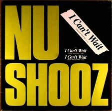 NU SHOOZ - I Can't Wait - Maxi LP - washed - cleaned - # L 1284