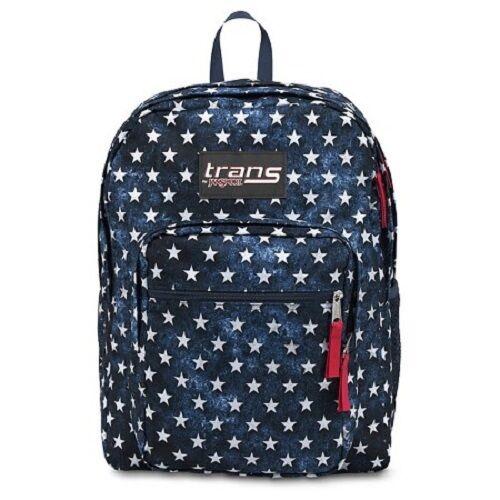 c5d57dbd68 Trans JanSport Supermax Backpack Multi Stars Americana W  15