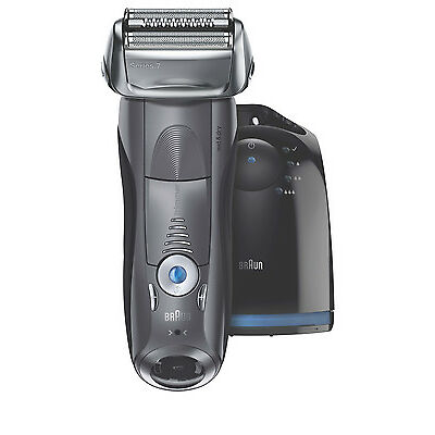 NEW Braun 7865cc- Series 7 Shaver Mens Shaver: Blk