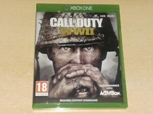 Call-of-Duty-WWII-World-War-2-Xbox-One-FREE-UK-POSTAGE