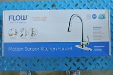 Bio Bidet Up7000bn Flow Single Handle Motion Sensor Kitchen Faucet For Sale Online Ebay