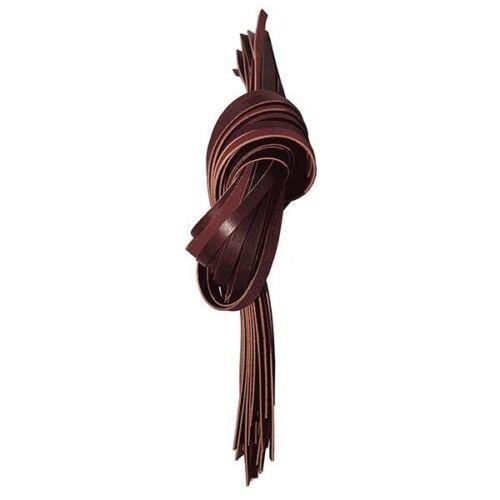 "Weaver Burgundy Saddle String 1//2/"" x 72/"""