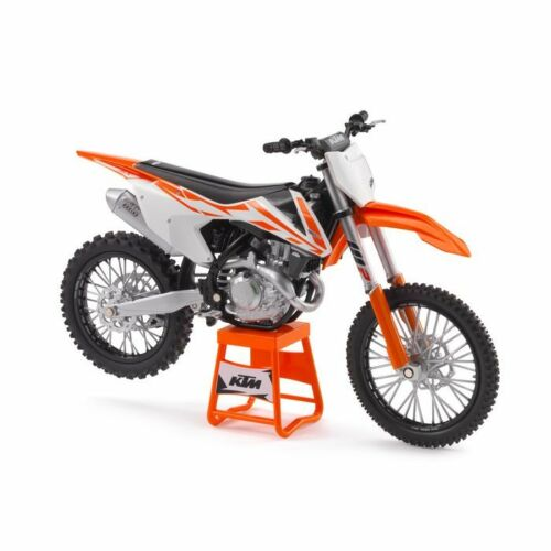 KTM 450 SX-F Standard Factory Graphic 1:12 Scale Toy Model
