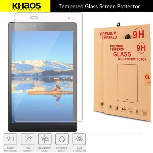 KHAOS For Lenovo P8 TAB3 8 PLUS TB-8703F Premium Tempered Glass Screen Protector