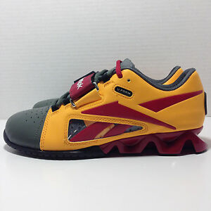 a1bf87df926e Reebok  V48457  Crossfit Oly U-shape Lifter Shoes For Women Size  10 ...