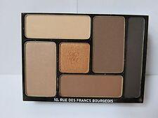 Guerlain  Ecrin 6 Couleurs Eyeshadow Palette #10 Rue des Francs B.F.size, refill