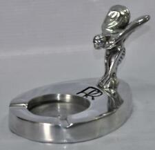 Rolls Royce Spirit of Ecstasy Ashtray - Polished Aluminium - Flying Lady