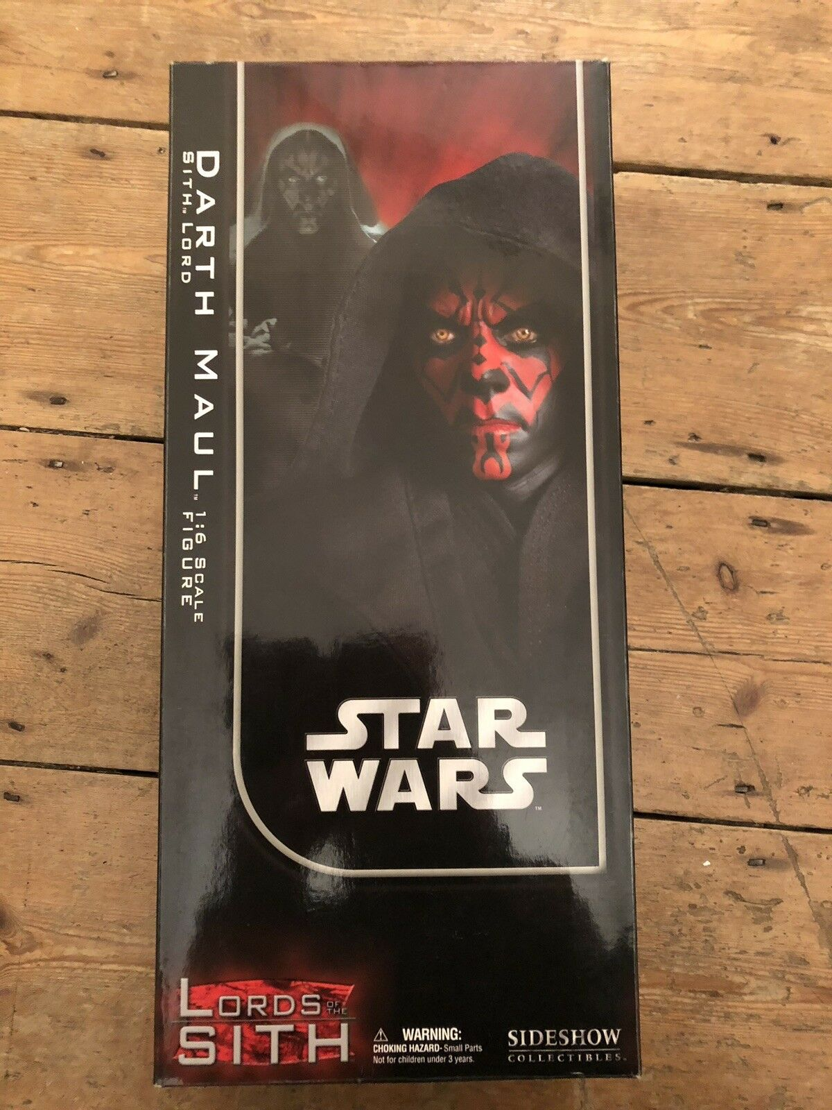 Sideshow  Star Wars Darth Maul  Sith Lord  AF SSC 1103